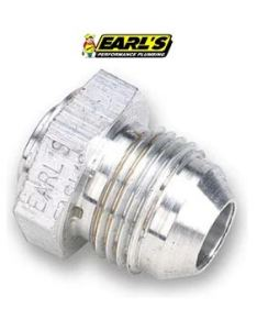 Earl's Male Weld Fitting Size: -12 AN