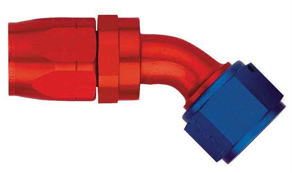 PRP Racing Products Aeroquip 45 Degree Hose End