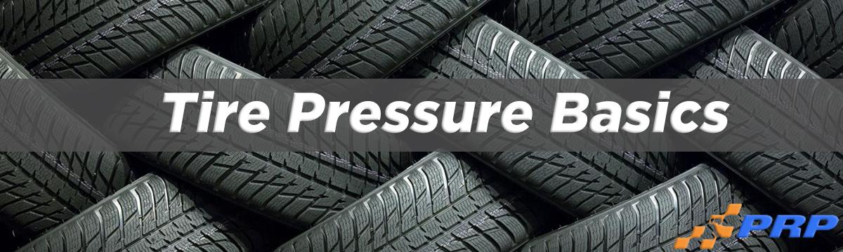 Tire Pressure Basics
