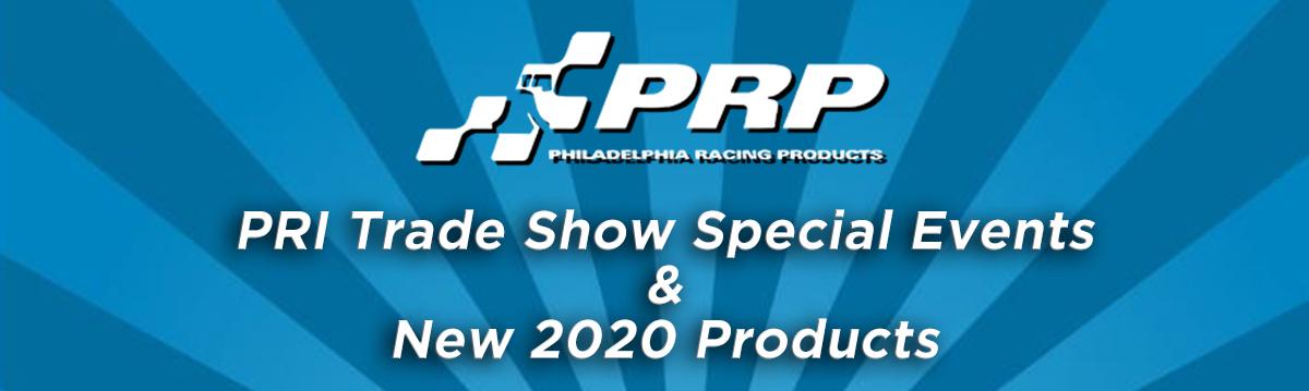 PRI Trade Show & New Products