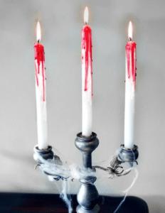 bleeding candle 2