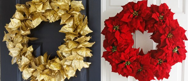 wreath-poinsettias