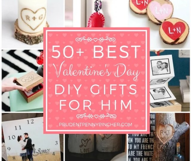 Best Valentines Day Diy Gifts For Him