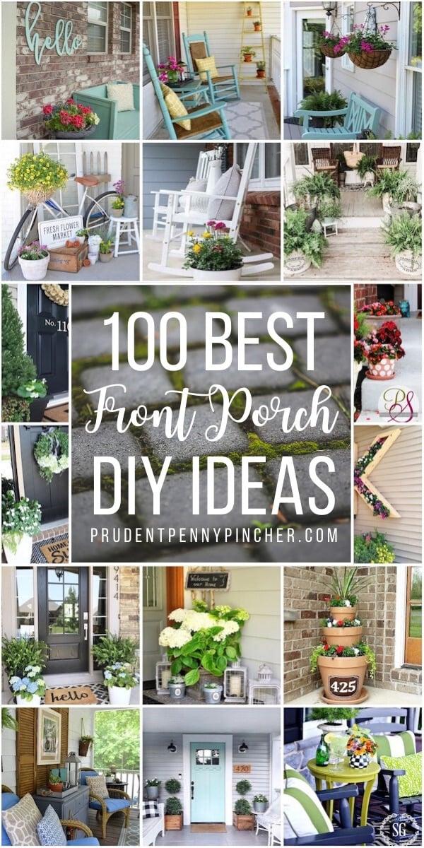 best diy front porch decorating ideas