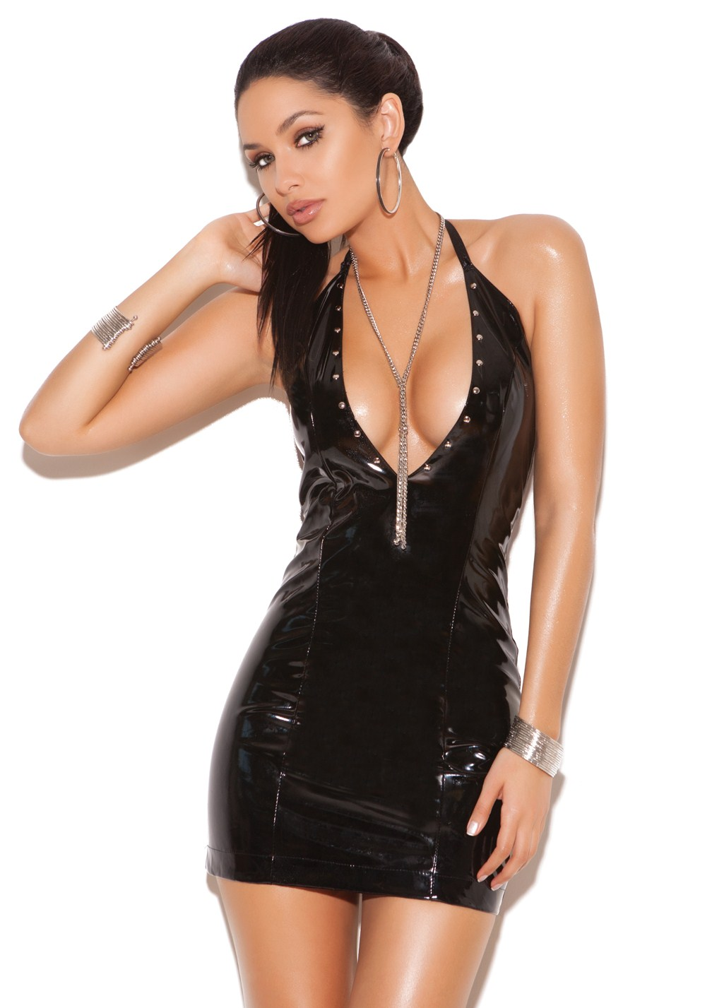 Exotic Lingerie Retailer Expands Leather Lingerie And
