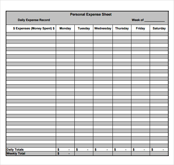 business budget excel template 1