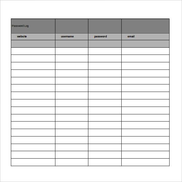 blank excel spreadsheet download