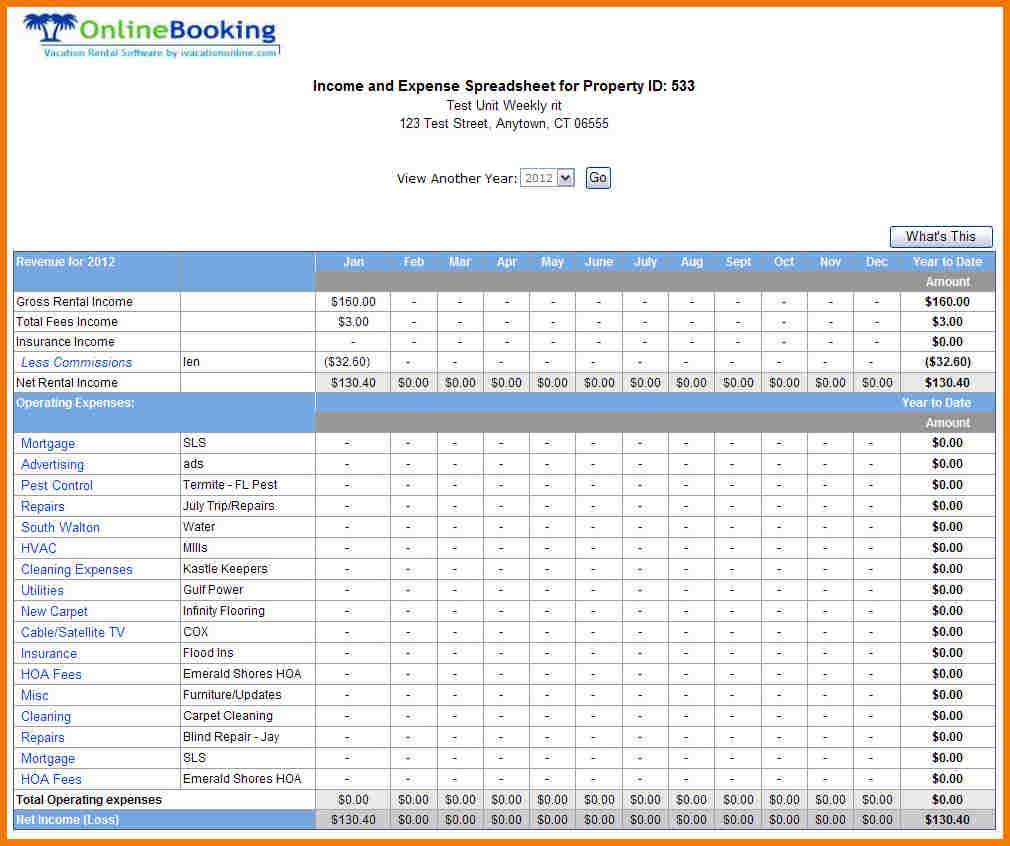 Small Business Expense Tracking Spreadsheet Template and How to Make a Business Expense Spreadsheet