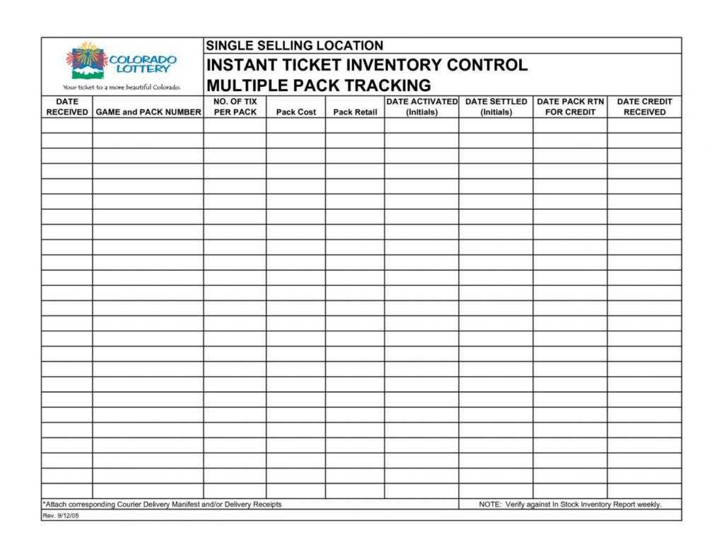 Rental Equipment Tracking Spreadsheet and IT Inventory Excel Template