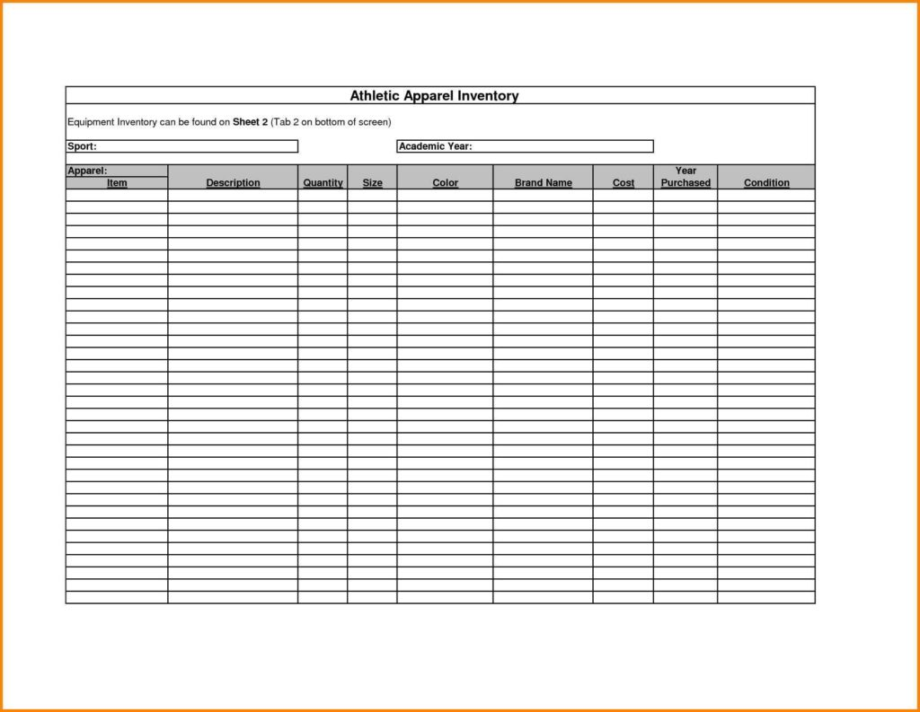 Simple Inventory Management Spreadsheet and Inventory Excel Formulas