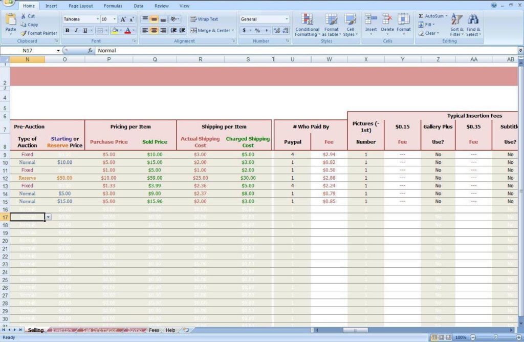 Spreadsheet for Software Inventory and How to Maintain Store Inventory in Excel