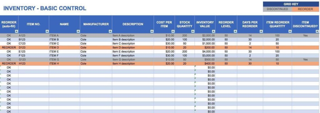 Asset Tracking Spreadsheet Excel And Asset Tracking Spreadsheet Samples