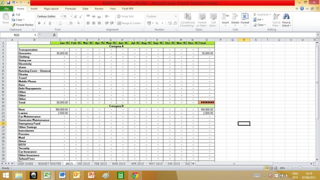 Tithe And Offering Record Sheet And Free Church Tithe Spreadsheet