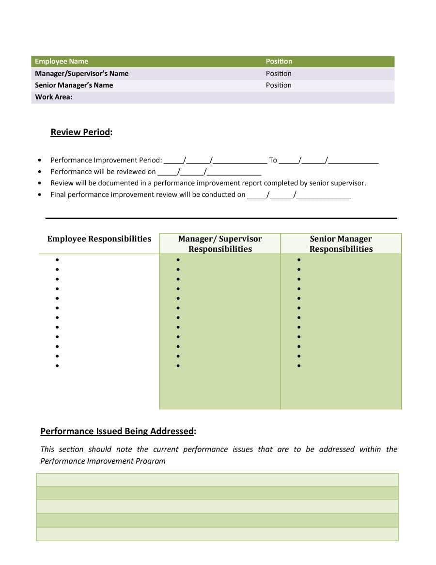 Annual Performance Reviews Sample Comments And Employee Performance Appraisal Project Report