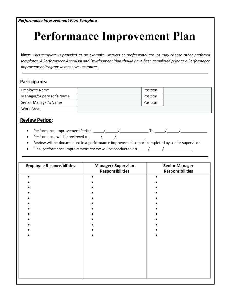Employee Performance Appraisal Sample Answers And Employee Performance Assessment Report