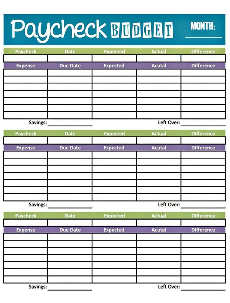 Sample Budget Worksheet For Household And Sample Budget Spreadsheet For Non Profit