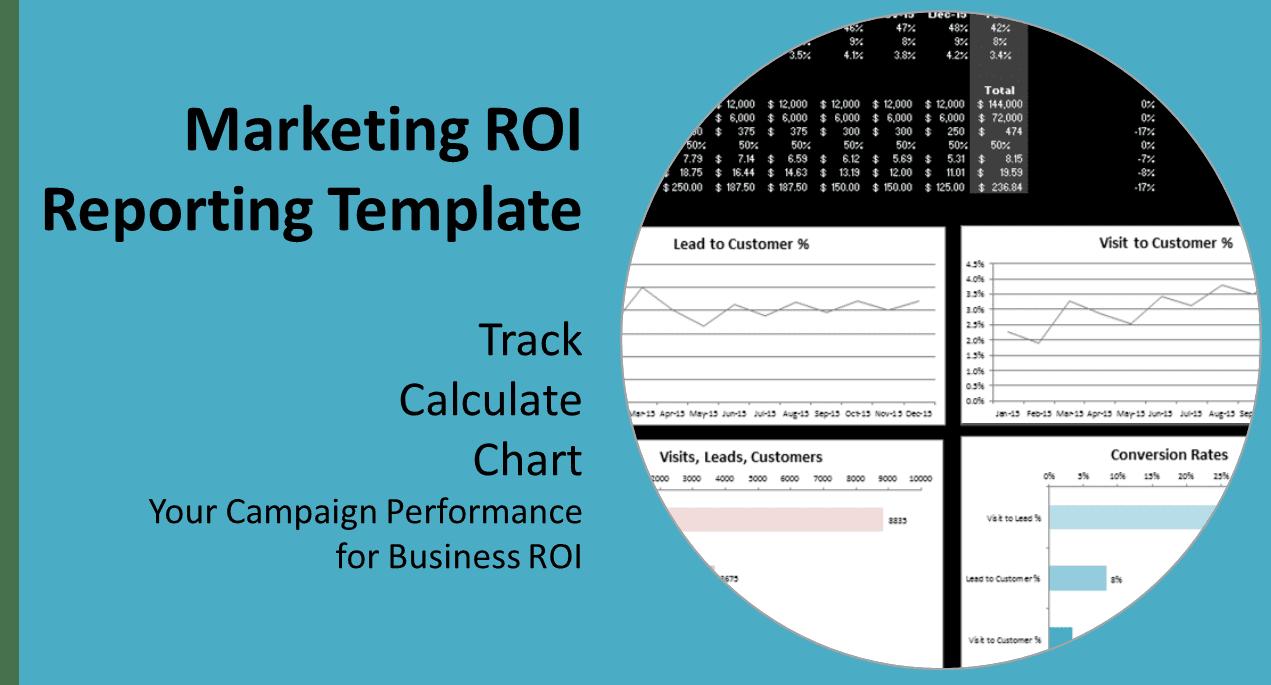 Digital Marketing Report Template And Digital Marketing Report Pdf