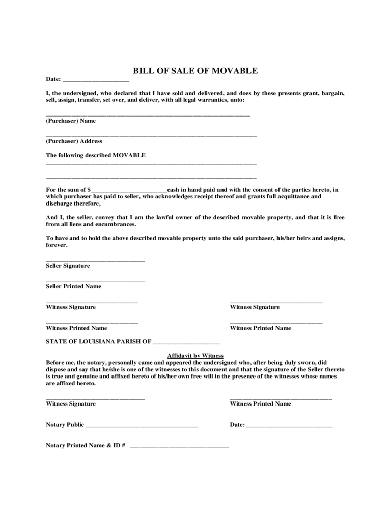 Bill Of Sale Template For Car Maine And Maine Bill Of Sale Requirements