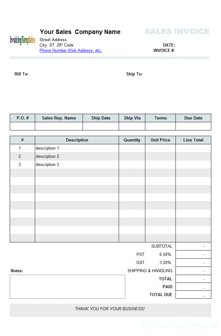 Standard Bill Of Sale Pdf And Business Bill Of Sale Template