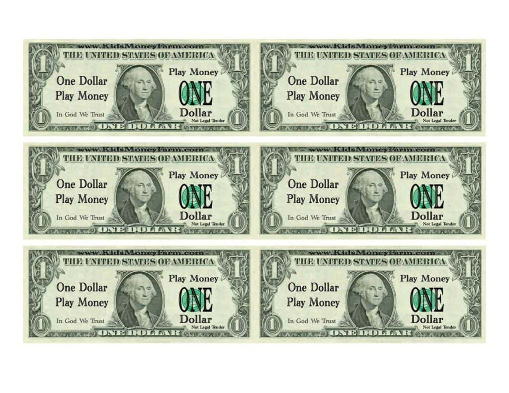 Million Dollar Bill Template Free And Put Your Face On A Million Dollar Bill