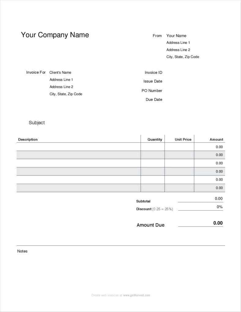 Payroll Invoice Template Free And Payroll Excel Sheet Format Free Download
