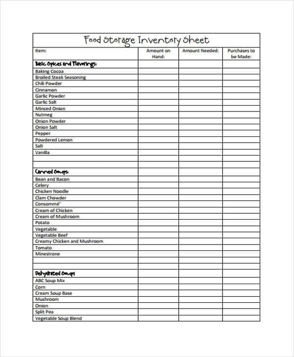 Small Business Inventory Spreadsheet Template And Retail Inventory Spreadsheet