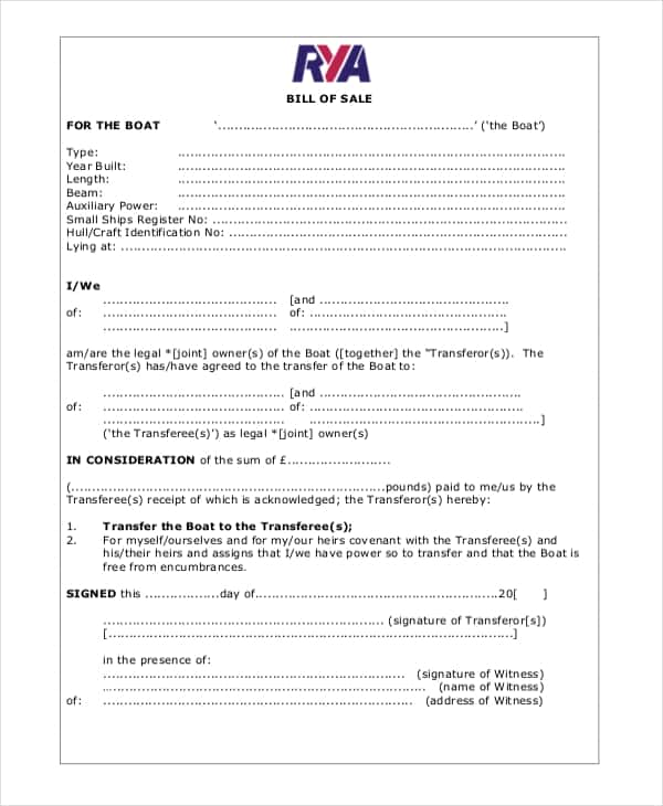 Bill Of Sale Template Word Document And Legal Document Templates Bill Of Sale