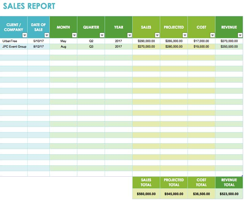 Sales Lead Tracking Form Template And Free Blank Spreadsheet Templates