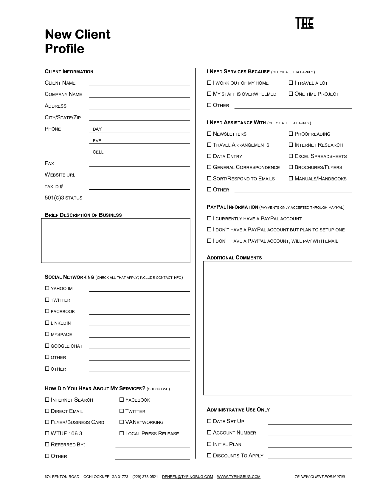 New client information sheet template real estate and real estate lead tracking spreadsheet