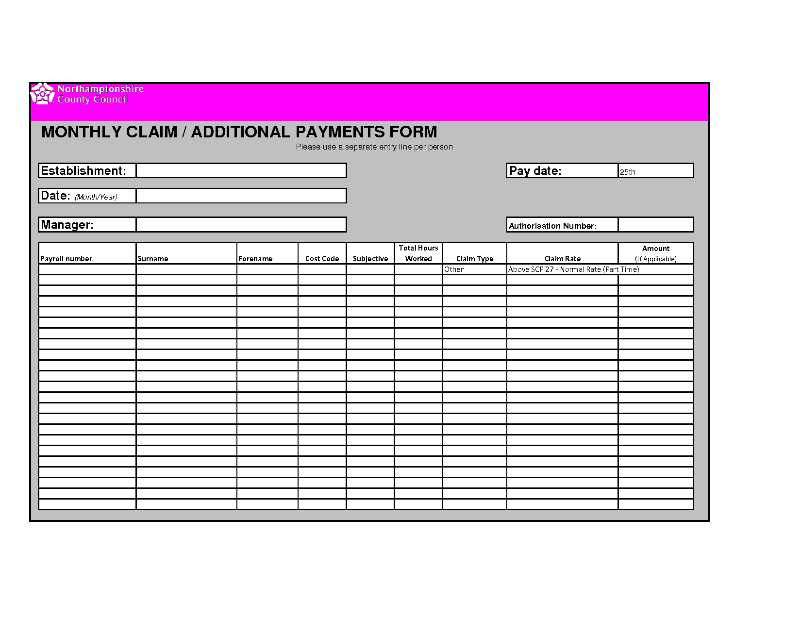 Monthly Payment Schedule Template And Small Business Accounting Excel Template