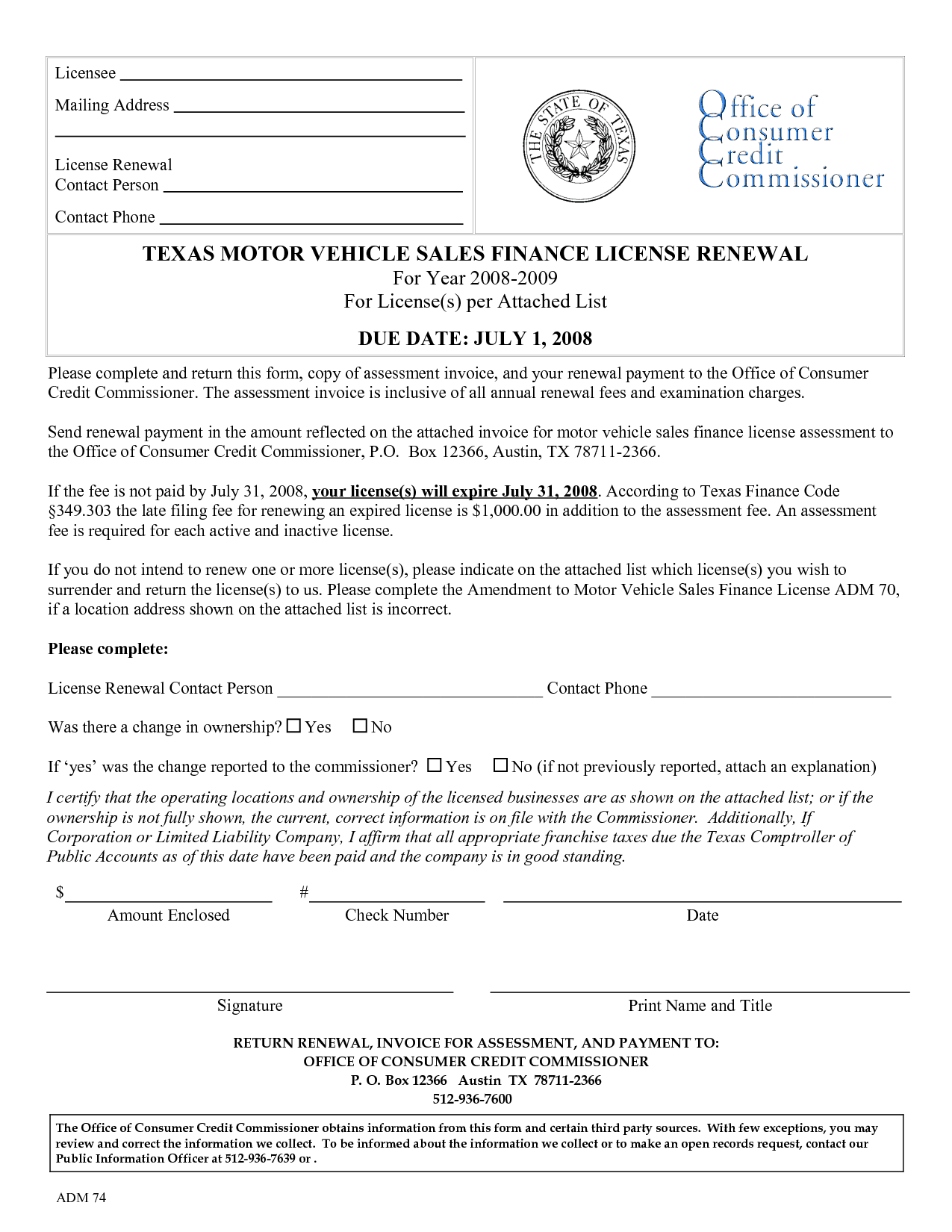 Bill Of Sale Form Texas Trailer And Texas Bill Of Sale Form Download