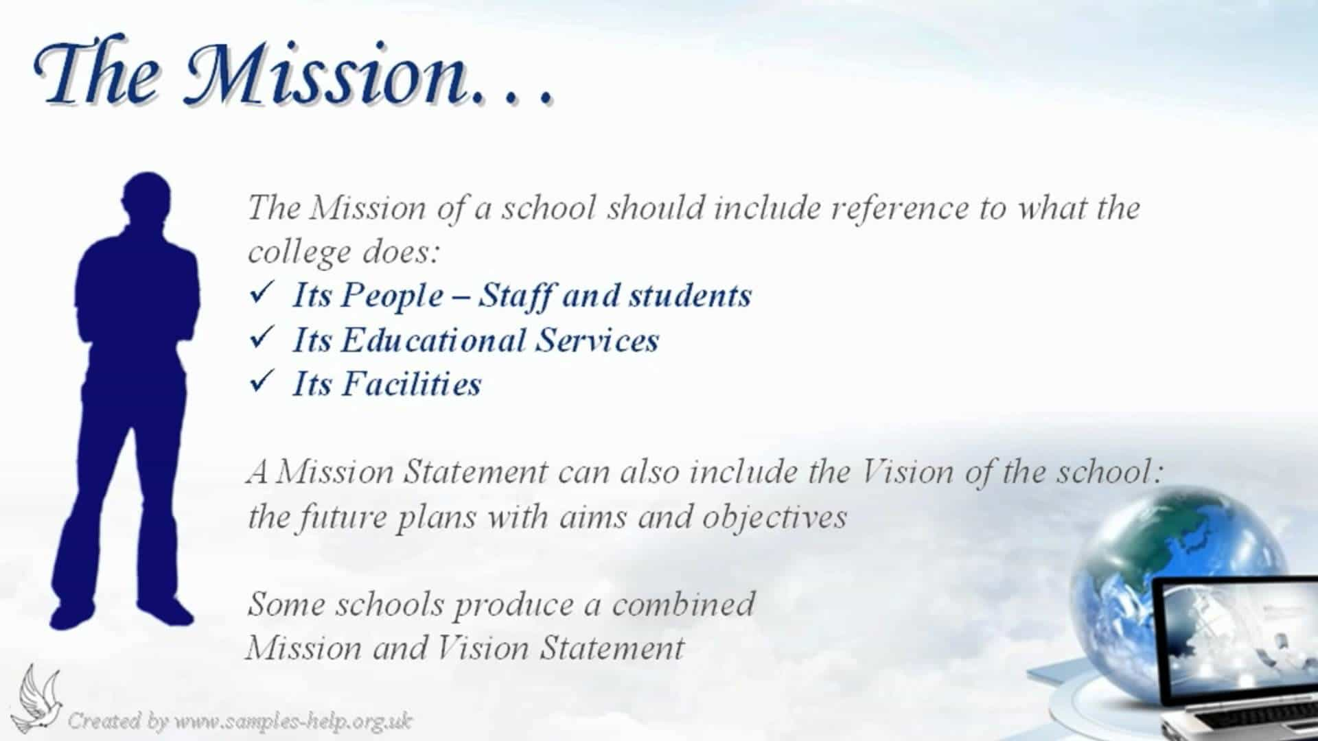 Great Kids Ministry Vision Statements And Short Personal Mission Statement Examples