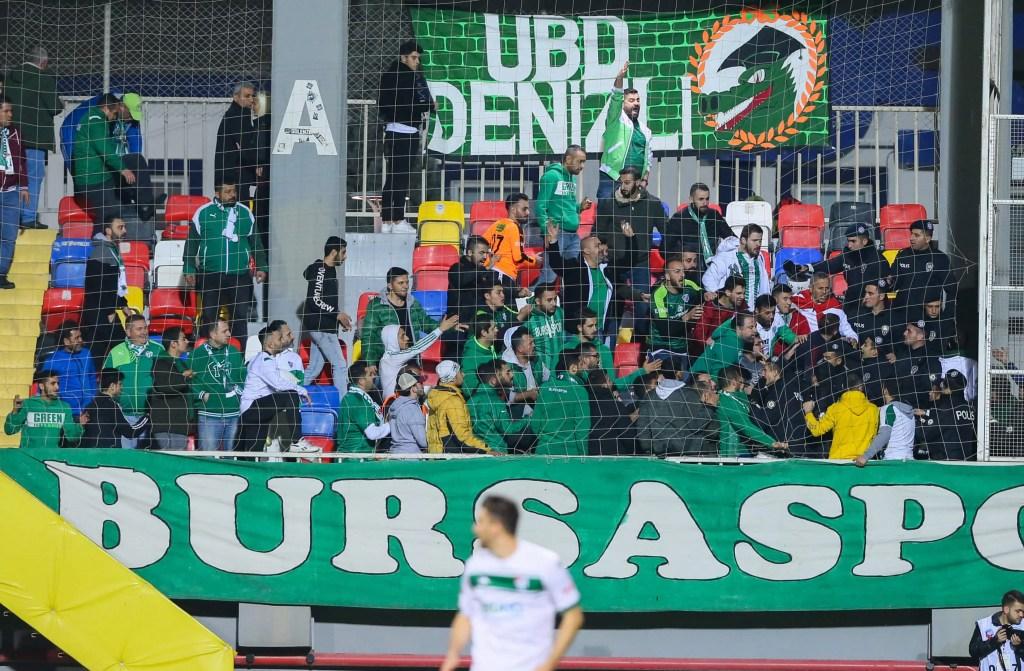 Altınordu - Bursaspor Futbol Maçı
