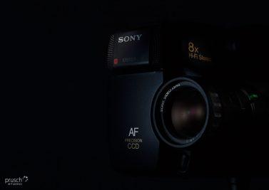 kamera sony Video8 klasyczna