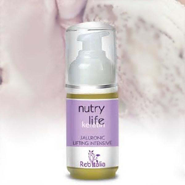 Kapljice za lase s hialuronsko kislino NUTRY LIFE