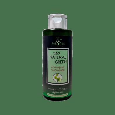 Hranilni šampon Bio Natural Green