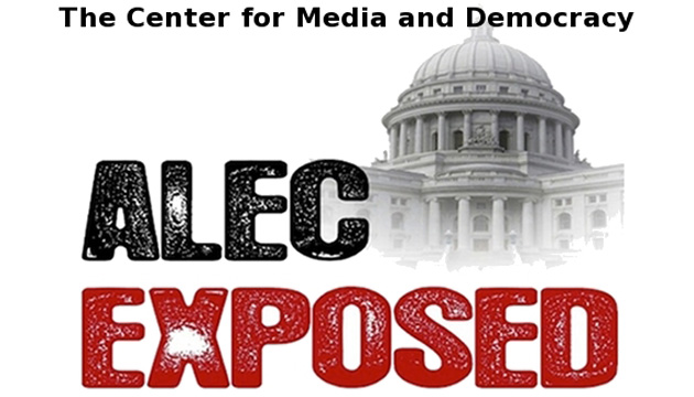 ALECexposed, a project of CMD
