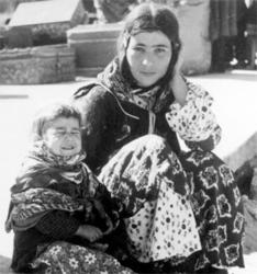Judiska flyktingar från Irak