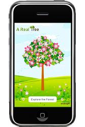 Screenshot of 'A Real Tree' by Mokugift