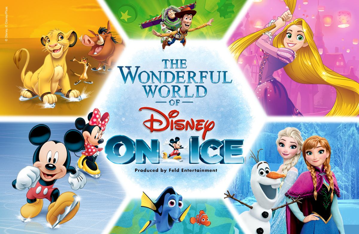 Image result for disney on ice 2017