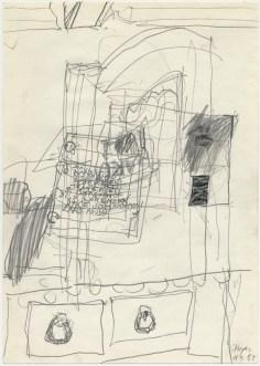 Lars Pryds: Opbrud # 11, 1987.