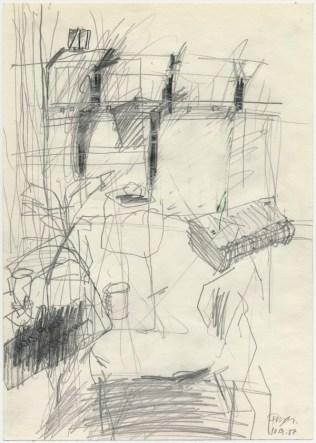 Lars Pryds: Opbrud # 19, 1987.