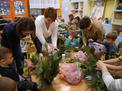 Przedszkole Radgoszcz - świąteczne zajęcia otwarte12