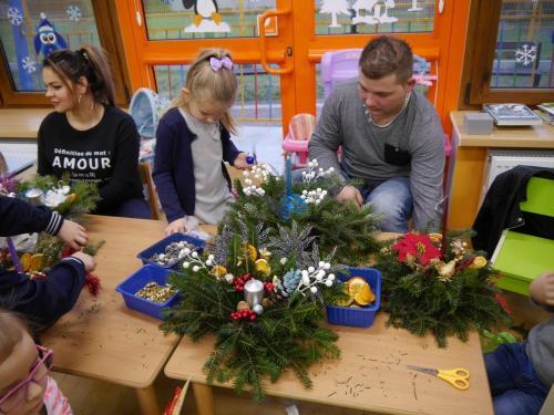 Przedszkole Radgoszcz - świąteczne zajęcia otwarte19