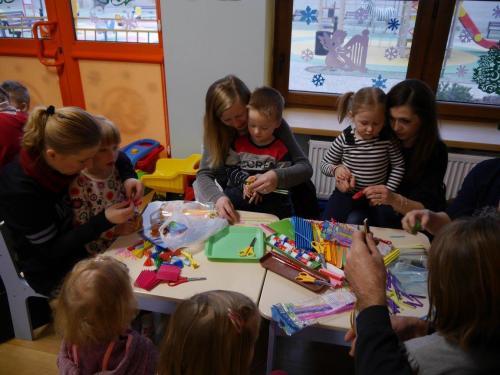 Przedszkole Radgoszcz - świąteczne zajęcia otwarte34