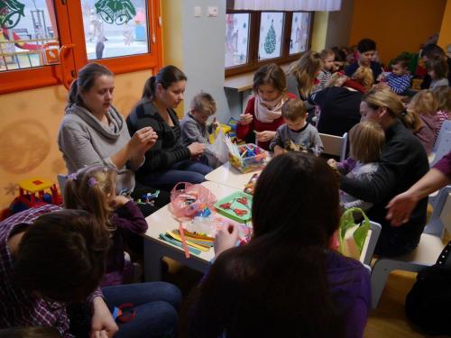 Przedszkole Radgoszcz - świąteczne zajęcia otwarte35