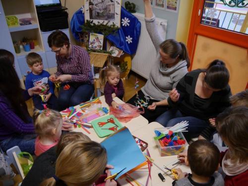 Przedszkole Radgoszcz - świąteczne zajęcia otwarte36
