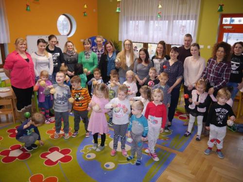 Przedszkole Radgoszcz - świąteczne zajęcia otwarte60