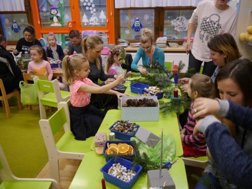 Przedszkole Radgoszcz - świąteczne zajęcia otwarte7