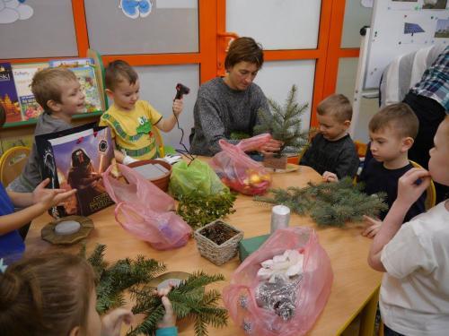 Przedszkole Radgoszcz - świąteczne zajęcia otwarte8